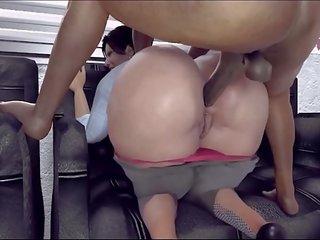 paus hentai lesbisk
